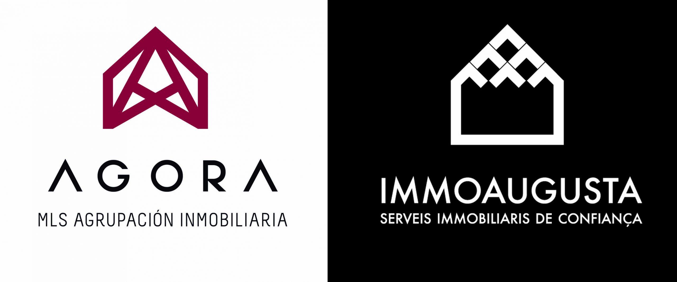 agora immoaugusta logos barcelona vender piso barcelona immoaugusta agencia inmobiliaria de confianza barcelona scaled