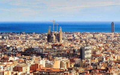 Sigue el tirón inmobiliario en grandes ciudades como Barcelona