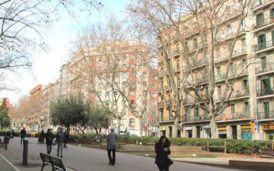 Vivir en Passeig de Sant Joan | Immoaugusta