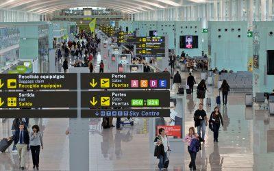 El Aeropuerto de Barcelona cierra un excelente año histórico
