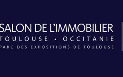 Logrando difusión internacional | Salón de l'Immobilier en Toulouse