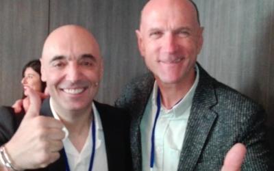 Immoaugusta con el gran empresario Cipri Quintas