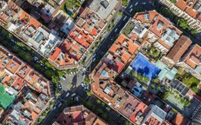 La vivienda es más asequible en Barcelona