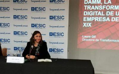 Transformación Digital con Laura Gil | Directiva líder de Damm