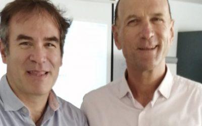 Aprendiendo en ESIC sobre Digital Business con el experto David Boronat