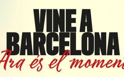 Barcelona reacciona positivamente para reducir el impacto de la cancelación del Mobile