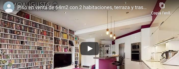 IAUrogerdeflor piso venta barcelona immoaugusta inmobiliaria barcelona